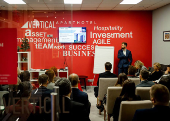 BUSINESS EVENTS WITH ACCOMMODATION