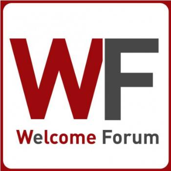 Participation in Welcome Forum 2018